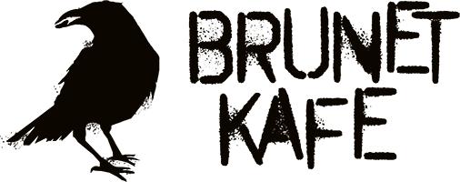 Brunetkafe_logotyp
