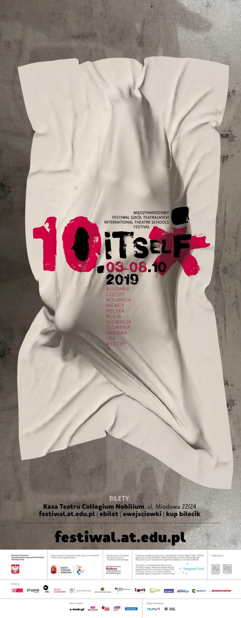 Plakat ITSelF Festival 2019!