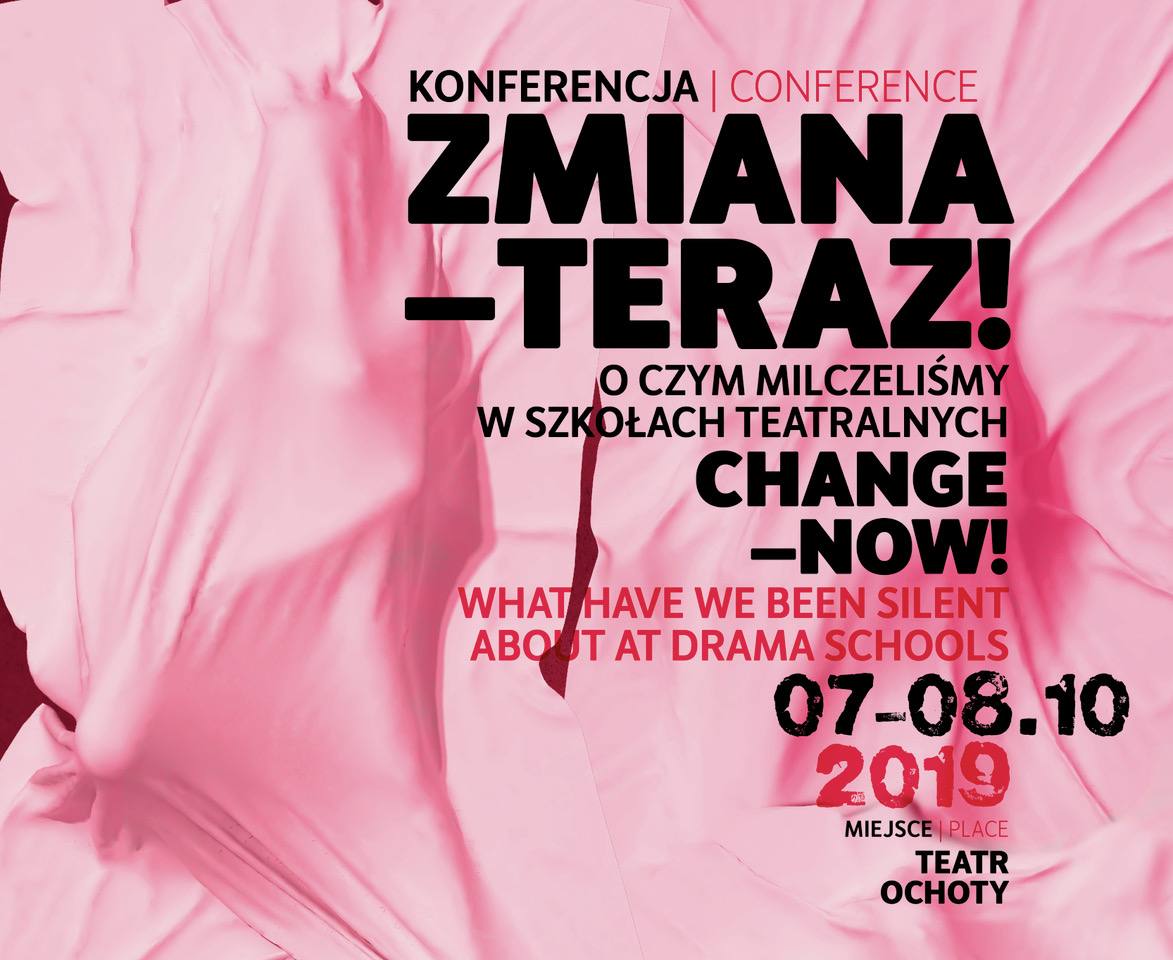 "Conference ""Change – now!"""